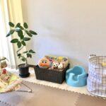 スタジオ設備 赤ちゃんコーナー